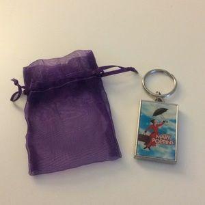 Disney Mary Poppins Keychain